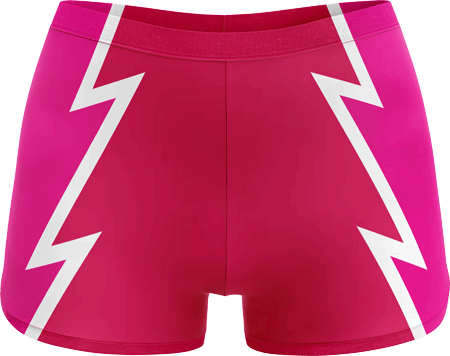 Luchadora Sublimated Roller Derby Hotpants