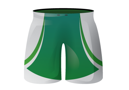 Equaliser Womens Sublimated Rounders Shorts