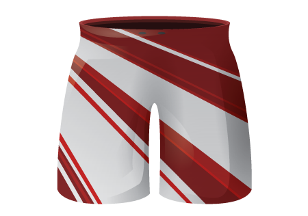 Proactive Sublimated Rounders Shorts