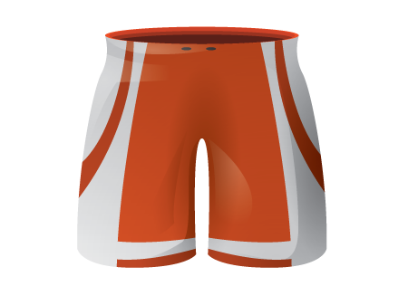 Volley Sublimated Rounders Shorts