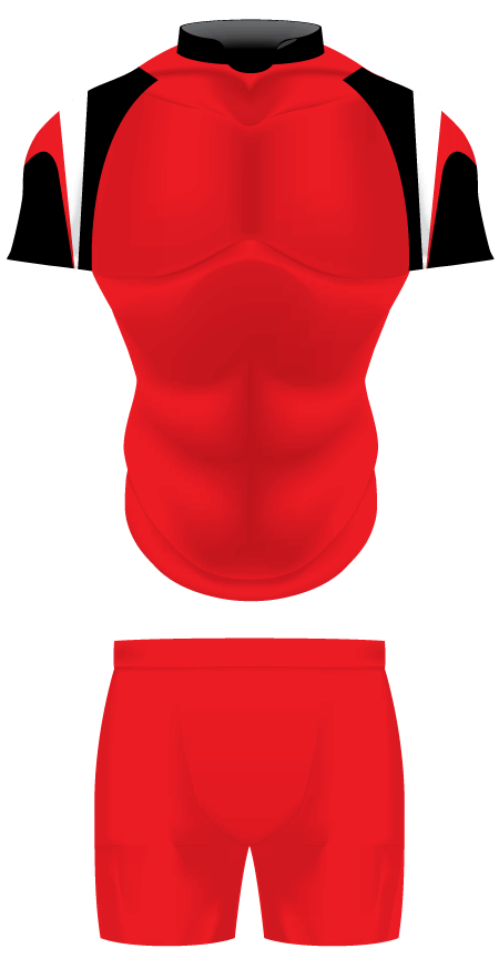 Blackrock Rugby Kit