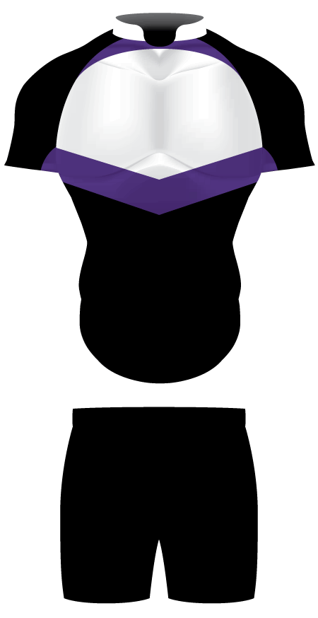 Bridgetown Rugby Kit