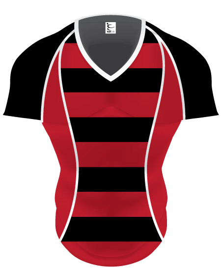 Broncos Sublimated Rugby Shirt