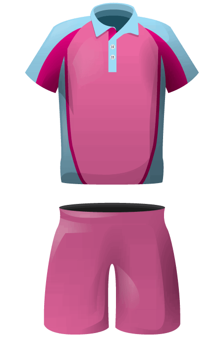 Cavalier Womens Rugby Kit