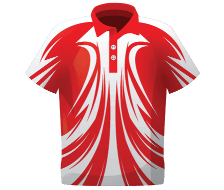 Force Sublimated Traditional Rugby Shirt