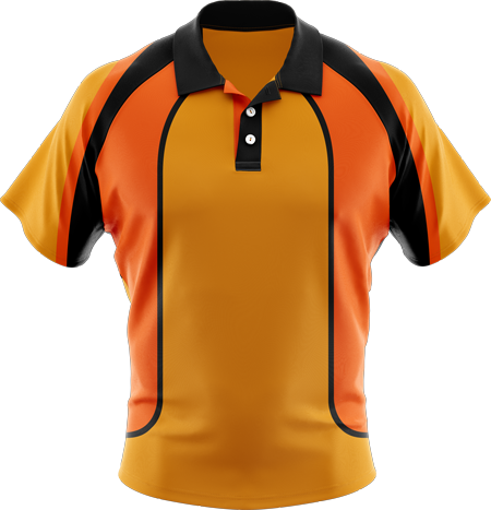 Kingsbury Womens Traditional Rugby Shirt