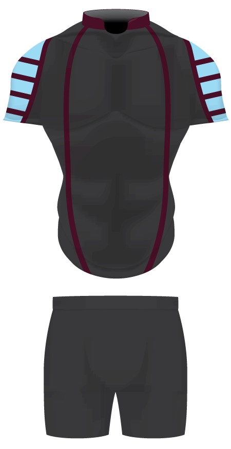 Kingston Rugby Kit