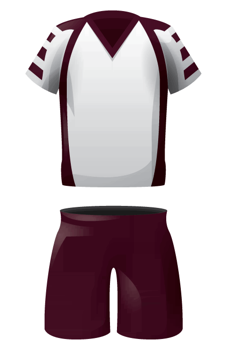 Kingston Womens Traditional Rugby Kit