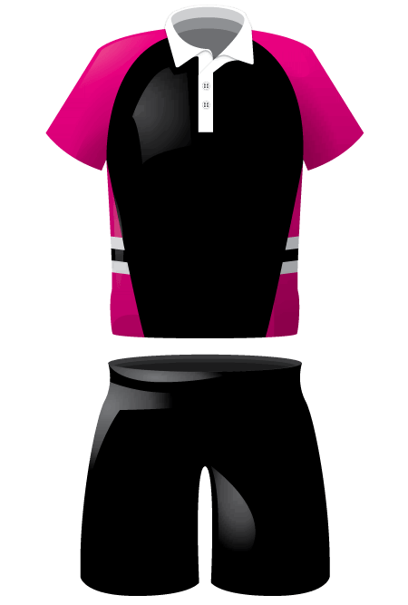 Knights Womens Rugby Kit