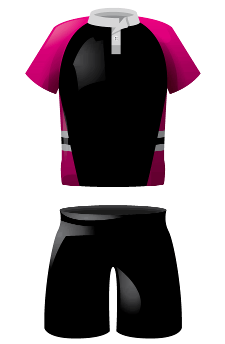 Knights Womens Traditional Rugby Kit