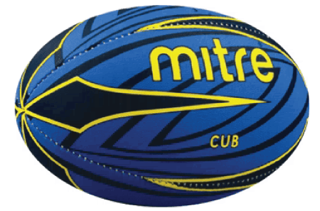 Mitre Cub Mini Rugby Ball