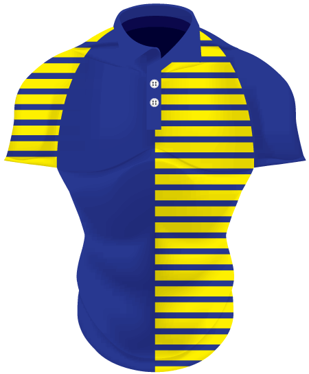 Motivation Sublimated Rugby Shirt