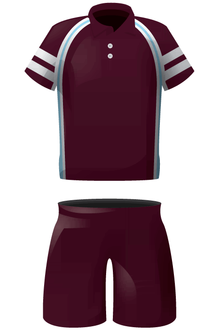 Newton Traditional Rugby Kit