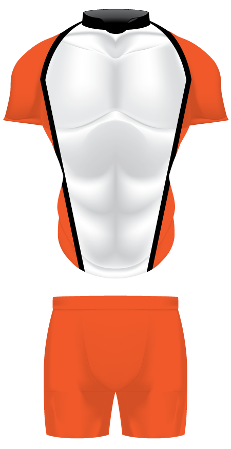 Olympique Rugby Kit