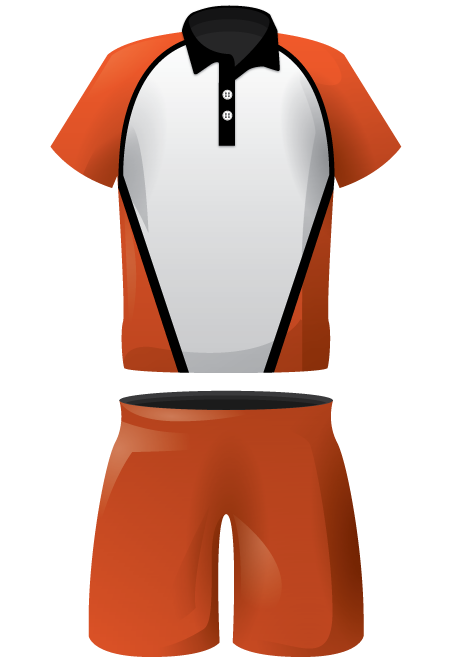 Olympique Traditional Rugby Kit