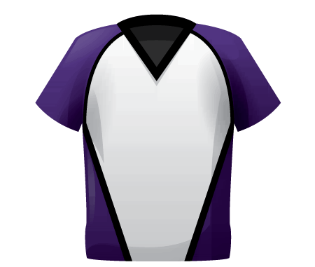 Olympique Womens Rugby Shirt