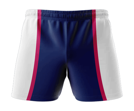 Olympique Womens Rugby Shorts