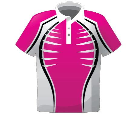 Pizazz Sublimated Traditional Rugby Shirt