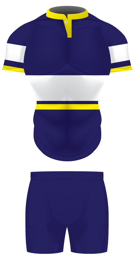 Quadra Rugby Kit