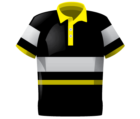 Quadra Womens Rugby Shirt