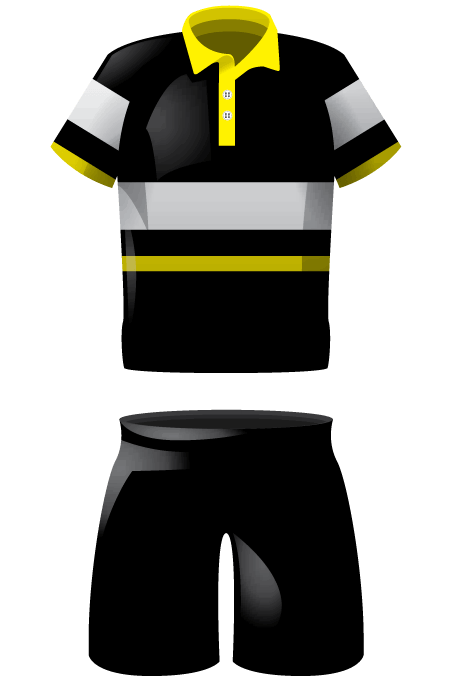 Quadra Womens Traditional Rugby Kit
