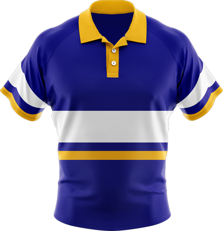 Quadra Womens Traditional Rugby Shirt