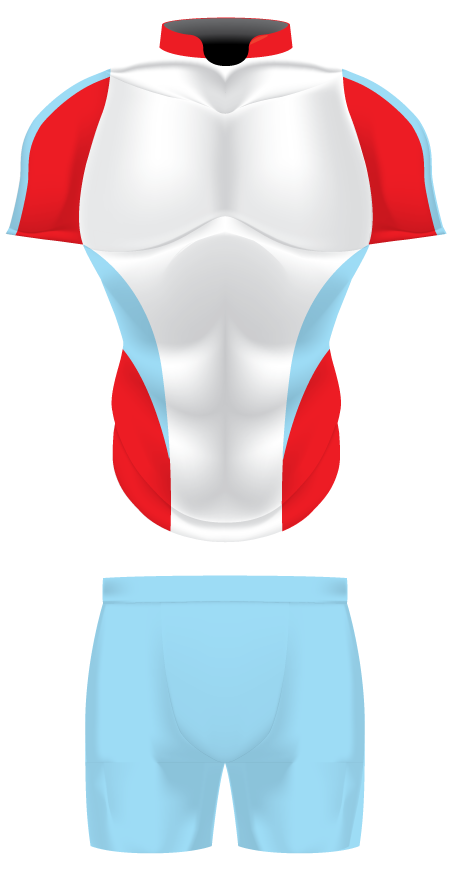 Raiders Rugby Kit