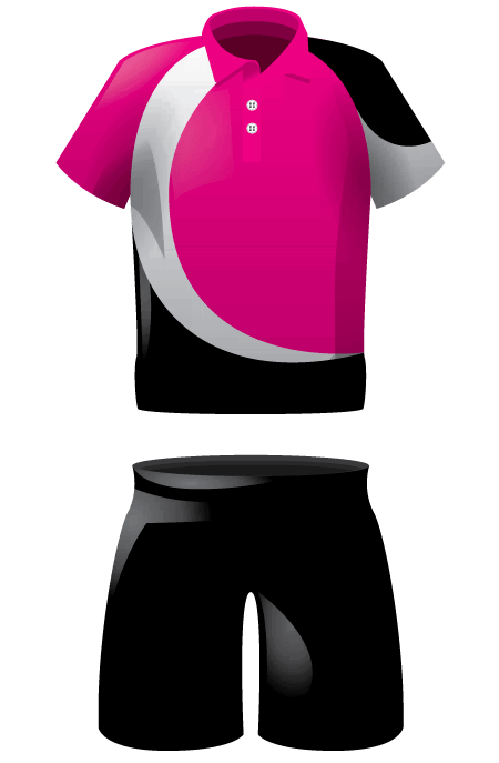 Swoop Womens Traditional Rugby Kit