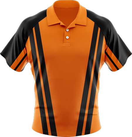 Tigra Womens Traditional Rugby Shirt