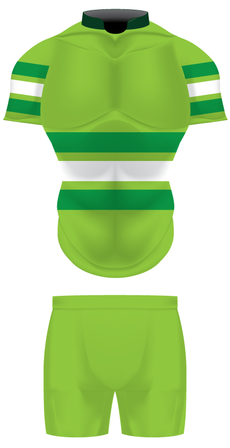 Tri Band Rugby Kit