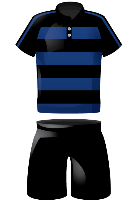 Viking Traditional Rugby Kit