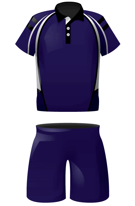 Warriors Traditional Rugby Kit