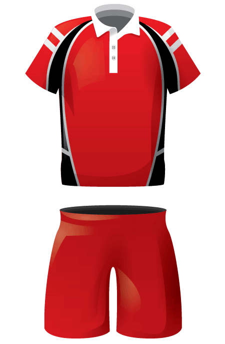Warriors Womens Traditional Rugby Kit