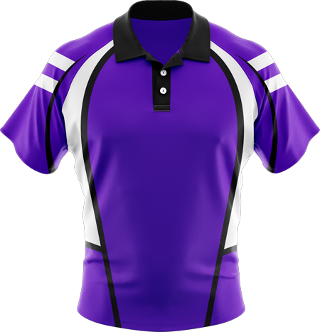 Warriors Womens Traditional Rugby Shirt