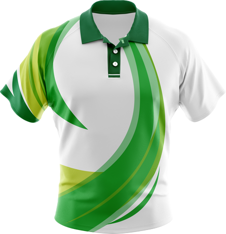 Custom Sublimated Cricket Shirts
