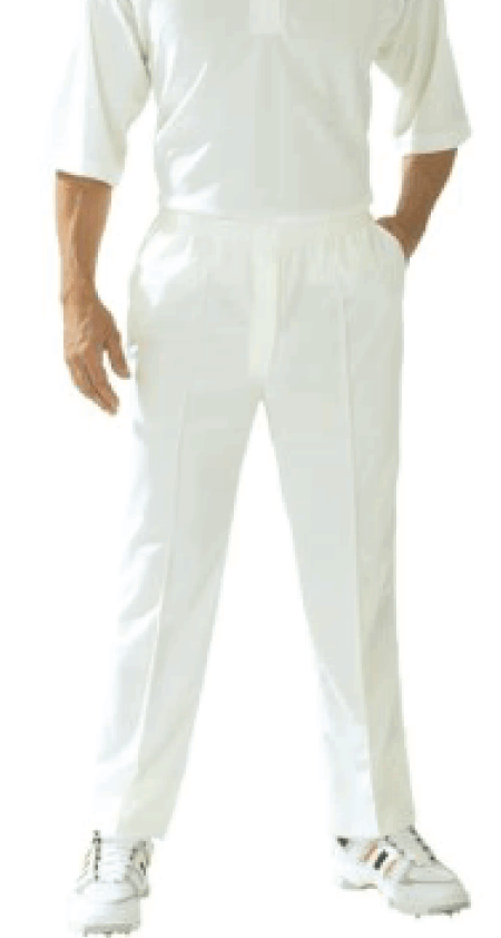 Stock Cricket Trousers