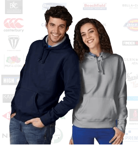 View Branded Hoodies