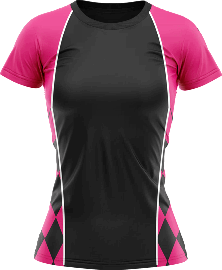 Ladies Sublimated Performance T-Shirts