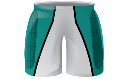 Womens Goalkeepers Shorts