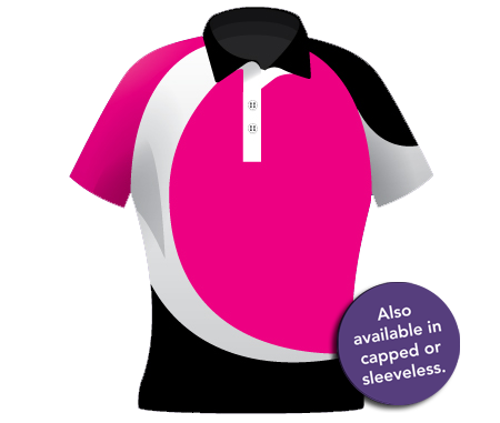 Ladies Hockey Polo Shirts