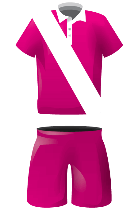 Womens Reversible Rugby Kits