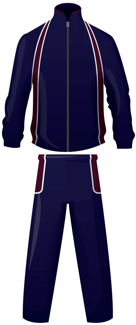 Team Colours Stock Tracksuits