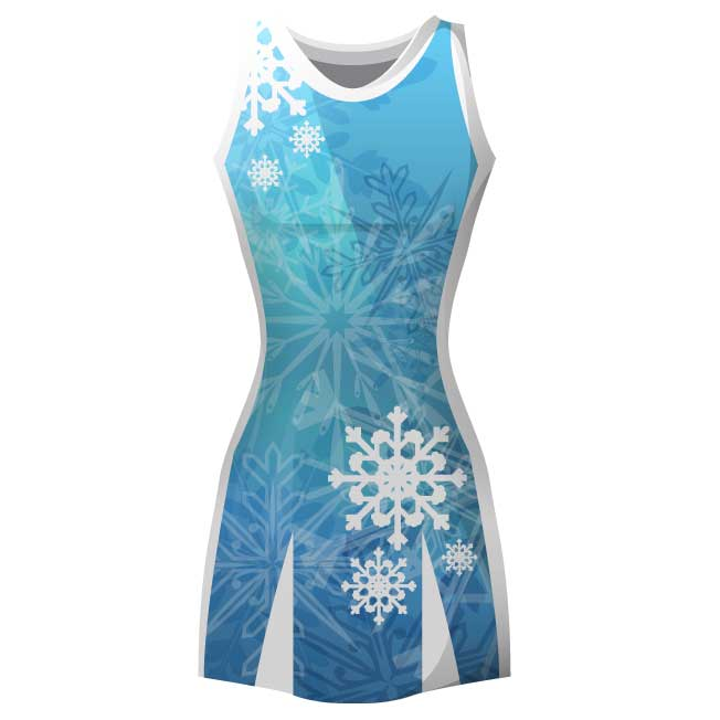 Custom Netball Dresses and Kits