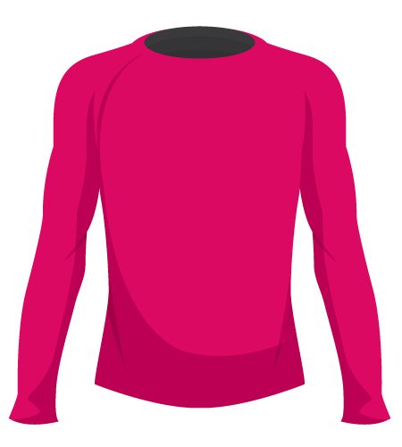 Long Sleeve Baselayer Top