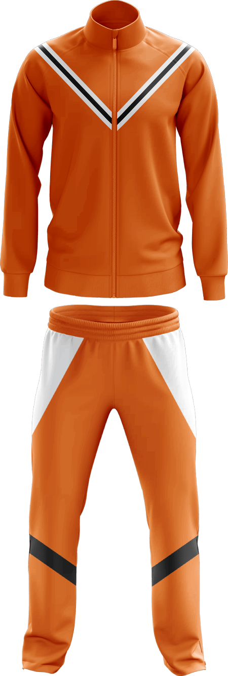 Style F Full Tracksuit