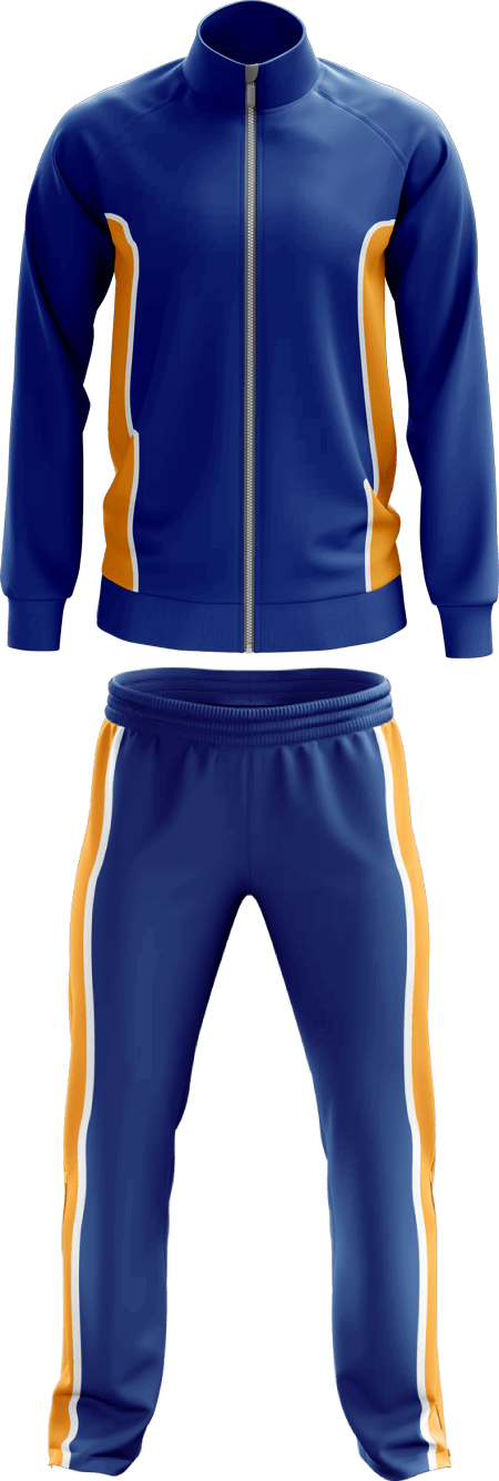 TC Basic Full Tracksuit
